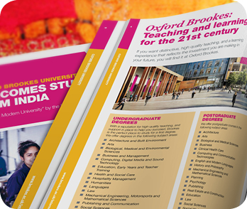 Oxford Brookes brochure