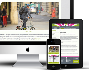 cycle BOOM website